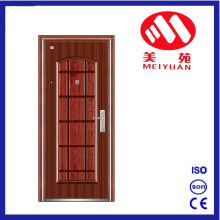 Indian Main Metal Door Security Steel Exterior Door Design
