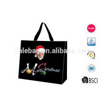 2014 новый стиль пользовательские Рождественский подарок сумка для магазина пакет супермаркета