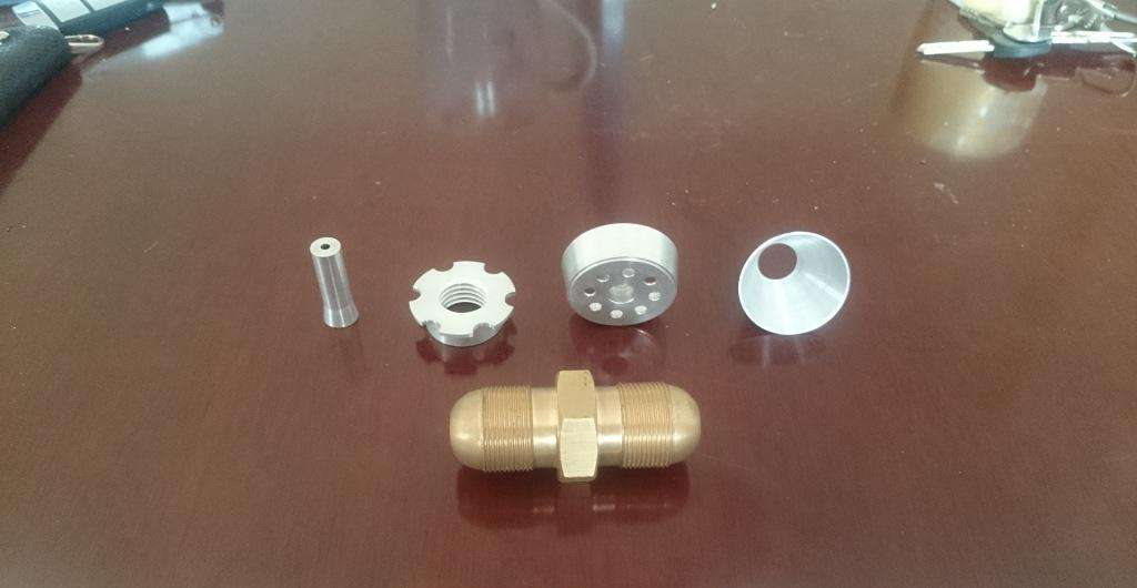cnc lathe machine for metal