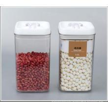 Best Sale 2.3L Plastic Storage Bottle Food Jar