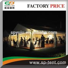 aluminum frame trade show tent