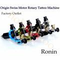 Libélula profesional suizo del rotatorio máquina tatuaje