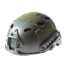 Capacete militar tático Pj capacete para capacete de combate de Airsoft