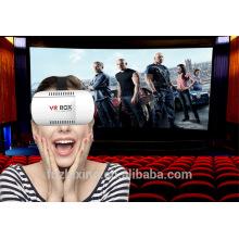 2016 lunettes 3D en vrac Universal 3d video porno lunettes réalité virtuelle Portable vr 3d glasses