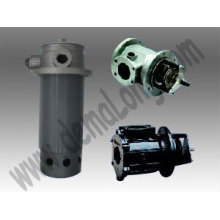 WITH CHECK VALVE MAGNETIC SUCTION OIL FILTER