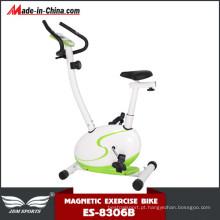Bicicleta magnética ereta nova de Crossfit da marca para a venda (ES-8306B)