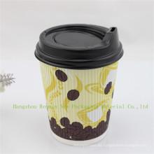 Ripple Wall Paper Cup (2014 nuevos estilos)