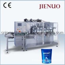 Automatic Horizontal Stand up Pouch Liquid Shampoo Packing Machine