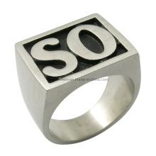 Пользовательские сыновья перчаточного кольца Anchy (R30716)