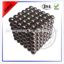 Bolas magnéticas do boro do ferro do neodímio