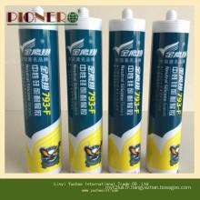 Scellant de silicone, scellant de silicone anti-fongique rapide