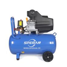 Hochwertiges 220V mini mobiles tragbares 3hp 50 Liter direkt angetriebener Luftkompressor