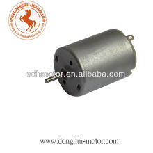 mini motor de alta velocidad de la CC 6v, motor eléctrico del juguete