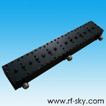 Mecanizado a doble cara 852-928MHz