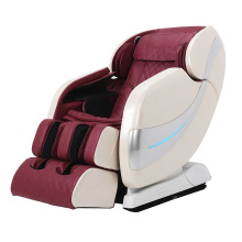 Luxury Jade Roller Electric SL Track Space Capsule Chair Massage Full Body 3D Zero Gravity Infrared Heated Jade Massage Chair