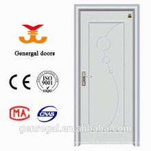 Weiße Holz- und Stahlinnentüren für Schlafzimmer