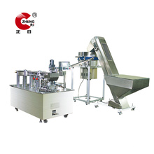 Máquina de impresora de almohadilla automática de jeringa desechable