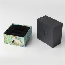 Customized Luxury Paper Jewelry Box with Drawer