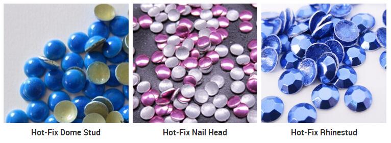 Hot fix material