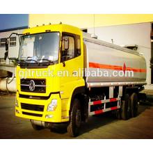 6 * 4 20cbm Dongfeng camion de carburant / Dongfeng réservoir de carburant camion / camion de pétrole / huile réservoir camion / citerne / camion-citerne / camion-citerne / citerne