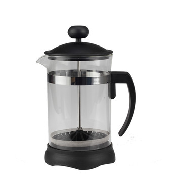 Кофейня Glass French Press
