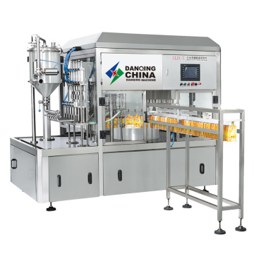 Automatic doypack filling machine with multifunction