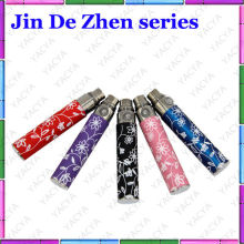700 Puffs Women E Cigs Kits For E Cig Battery With 8 Different Colors