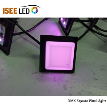 DMX Square Pixel Light لإضاءة النادي