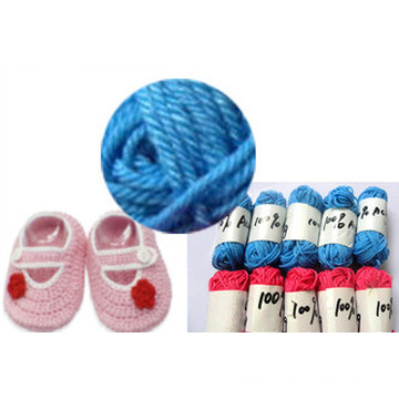 100% Fancy Acrylic Yarn for Knitting