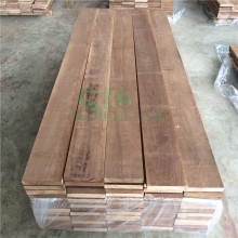 Unfinished Raw Engineered Walnut for Decorative Furniture Floor
