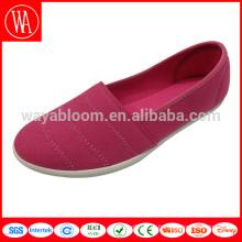 дешевые туфли-лодочки Canvascasual на плоской подошве