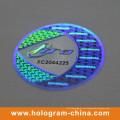 Etiqueta engomada del holograma de la aduana 3D del laser de la matriz del DOT en 2D