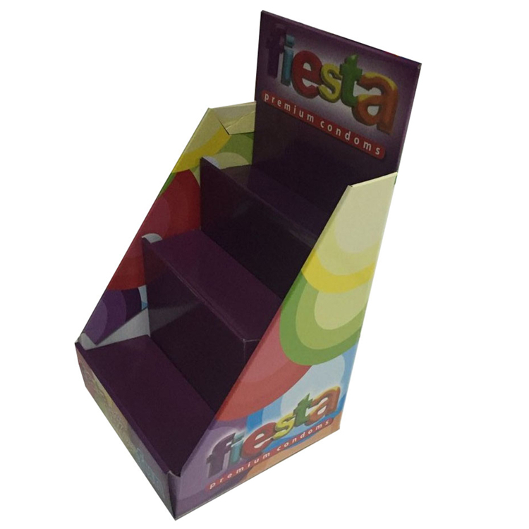 Cardboard Custom Printing Carton Paper Display Box