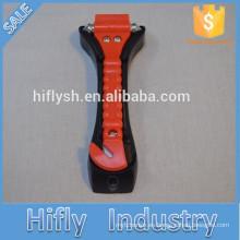 HF-835 Nueva R & D Auto multifunción de Emergencia Martillo de Coche Seguridad de Escape de Coche Hammar Cinturón de Seguridad (CE Certificado)