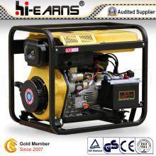 4 Stroke Air-Cooled Diesel Generator Set (DG6000)