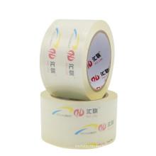 Guaranteed Transparent Adhesive 52mm Width BOPP Tape Glue BOPP Material Package Packing Tape