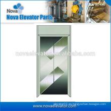 Paneles de puerta para ascensor de pasajeros