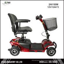 Niedriges Gewicht Vier Räder Elektromobilität Roller