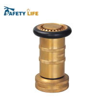 "2 1/2"" Swivel Brass Alloy Storz Coupling"