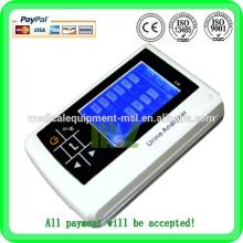 MSLUA02M Analyseur d'urine portable de haute qualité Analyseur de chimie urinaire portable