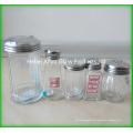 Glas Gewürz Lagerung Flasche