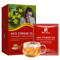 Anti typhoid tea Chinese herbs cold heat relief headache tea