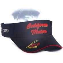 (LV16021) Los casquillos de encargo de los deportes visera promocional del béisbol de Sun