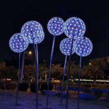 Fiber optic flower lamp for sale