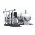 ZWL Micro-computarizado sin succión de presión constante de flujo de agua del equipo de suministro