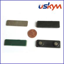 Insigne de nom magnétique de badge nommé personnalisé (B-009)