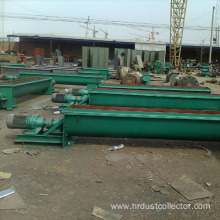 Tube type screw conveyor