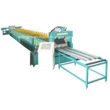 Machine de formage de rouleaux de plancher en acier galvanisé