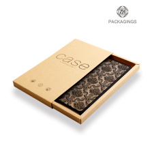 Slider phone case packaging box