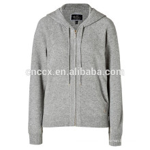 15STC6801 sweater cashmere hoodie